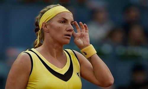 Теннисистка Светлана Кузнецова рассказала о своей жизни